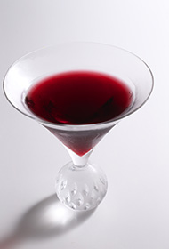 Port Cranberry Martini